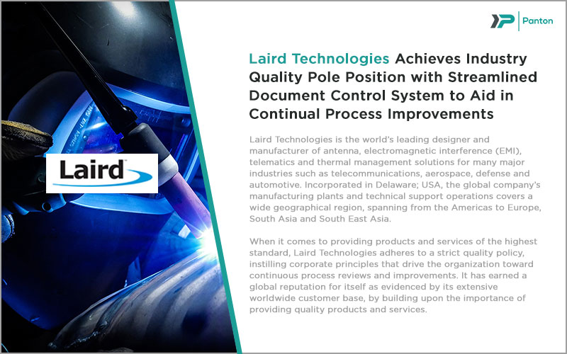 Laird Technologies case study